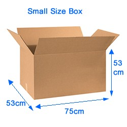 Small Size box shipment  UK -  Nigeria - MDS Special offer