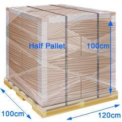 Half Pallet Shipment UK - Nigeria