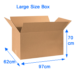 1 Large box Only