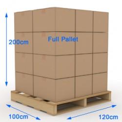 Full Pallet shipment UK- Nigeria